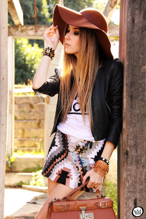 FashionCoolture - 18.07.2013 look du jour Aremo sequins skirt ethnic (6)
