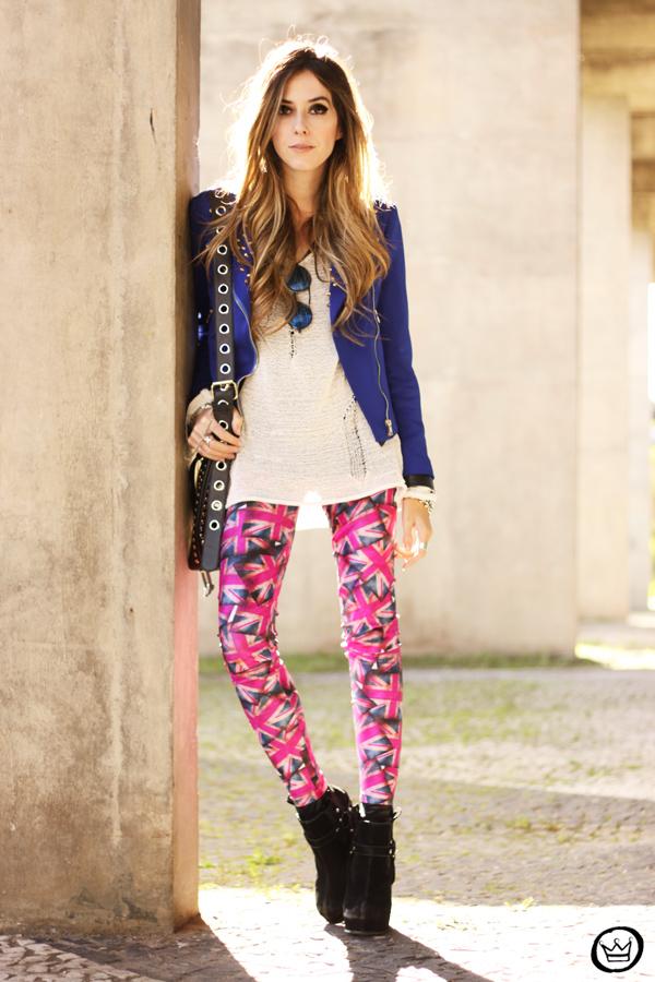 FashionCoolture - 26.07.2013 look du jour Labellamafia legging (4)