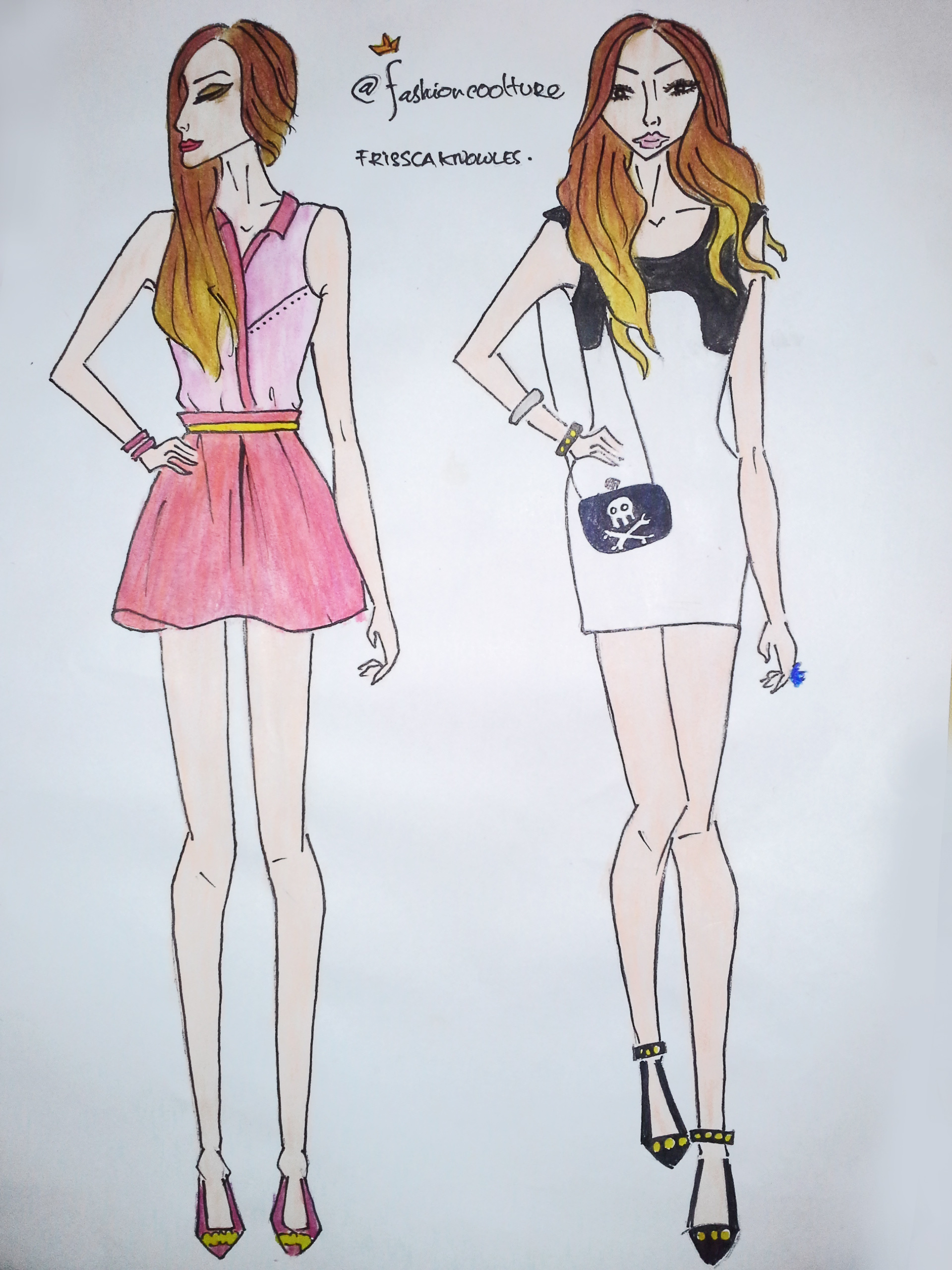 FashionCoolture - drawings (1)
