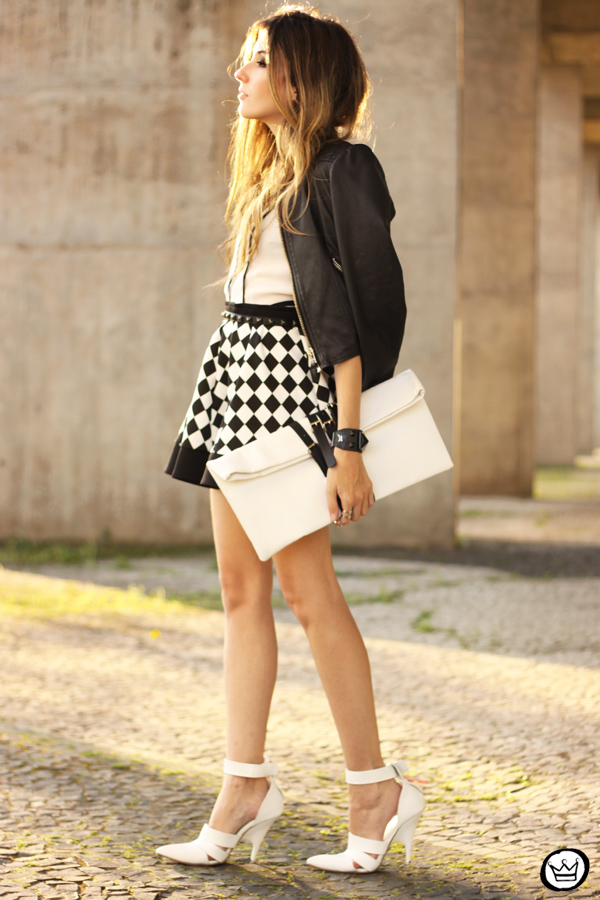 FashionCoolture - 01.08.2013 Awwdore black & white Choies (1)
