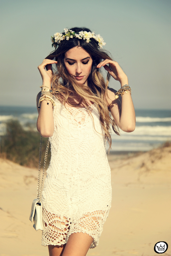 FashionCoolture - 04.08.2013 look du jour crochet dress Emma O Clothing (2)