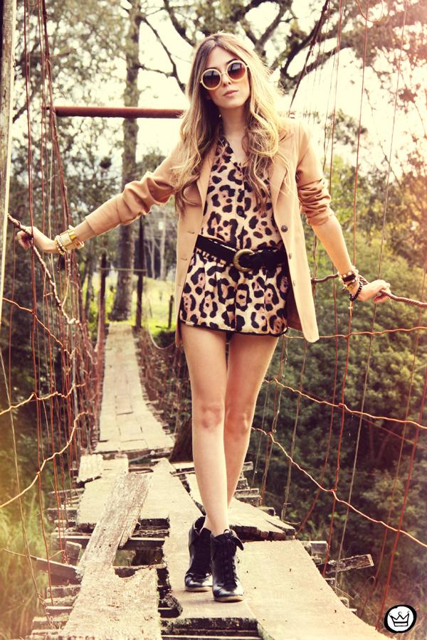 FashionCoolture - 09.08.2013 look du jour Studio 21 leopard animal print (1)