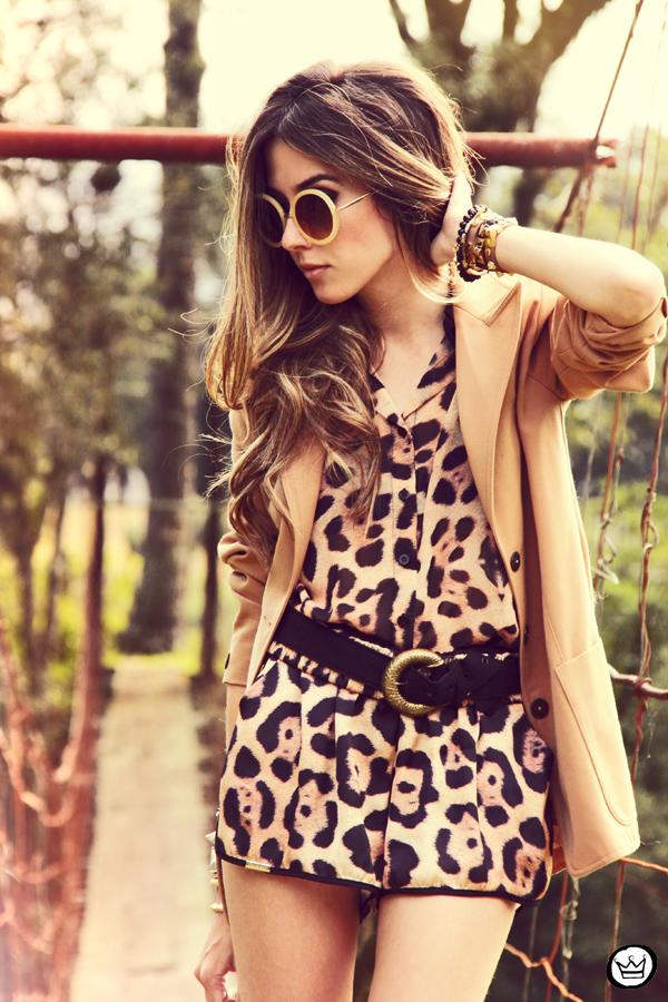 FashionCoolture - 09.08.2013 look du jour Studio 21 leopard animal print (2)