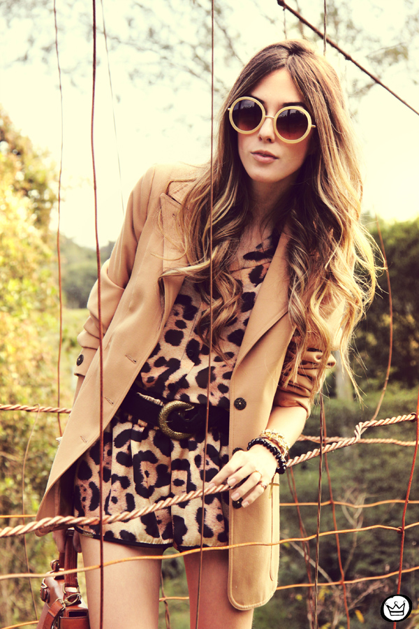 FashionCoolture - 09.08.2013 look du jour Studio 21 leopard animal print (5)
