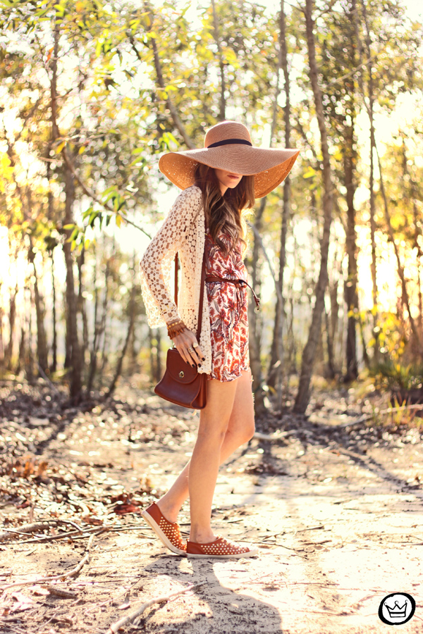 FashionCoolture - 17.08 Azevin summer crochet cardigan hat (1)