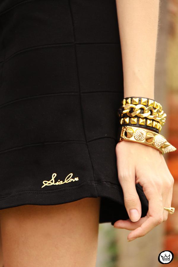 FashionCoolture - 21.08 Sislove online store black dress (3)