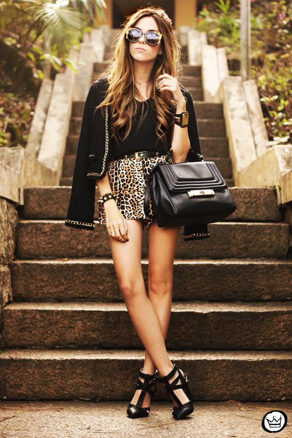 FashionCoolture - 23.08.2013 look du jour Chamelle leopard golden (8)