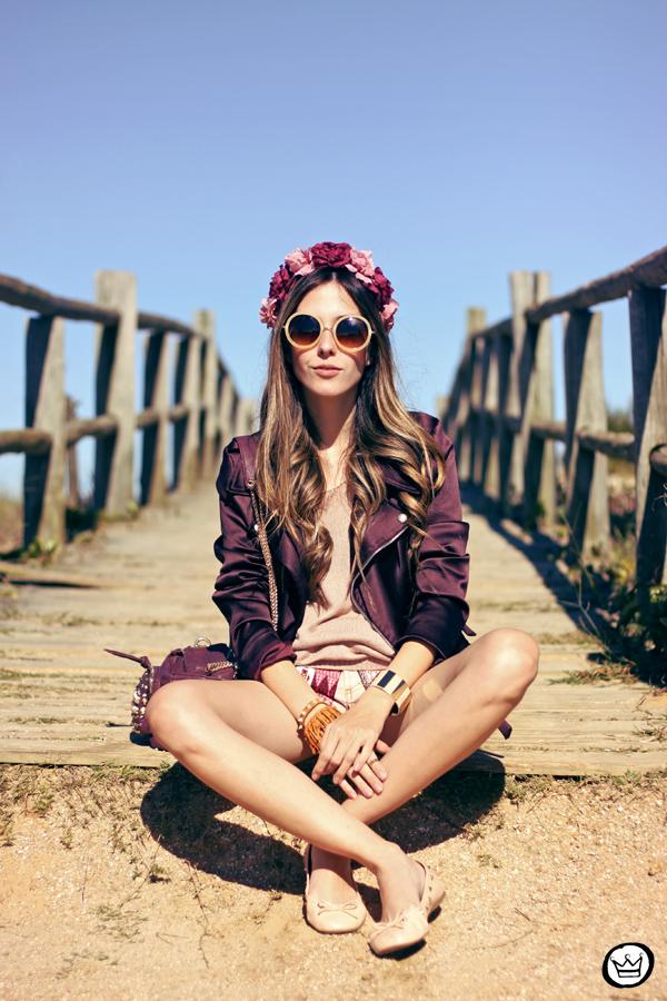 FashionCoolture - 04.09.2013 look du jour Azevin shorts summer (1)