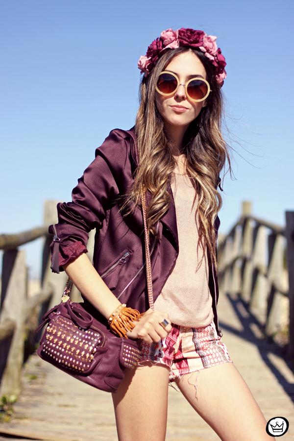 FashionCoolture - 04.09.2013 look du jour Azevin shorts summer (2)