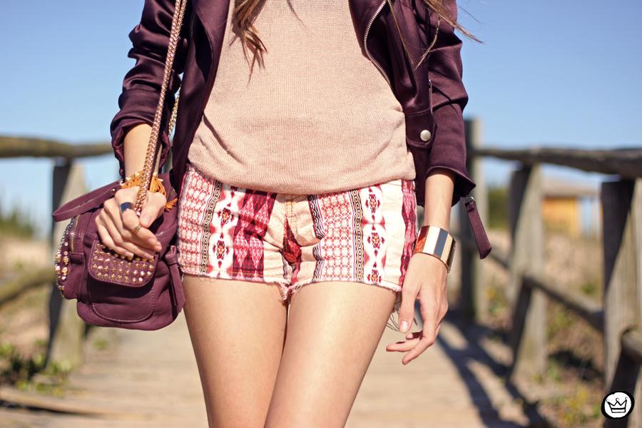 FashionCoolture - 04.09.2013 look du jour Azevin shorts summer (3)