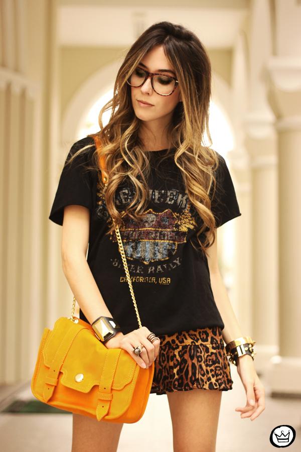 FashionCoolture - 06.09.2013 look du jour Olook leopard gladiadora (5)