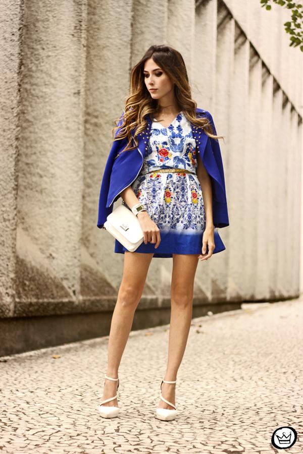 FashionCoolture - 12.09.2013 look du jour Antix print porcelain azulejo estampa (1)