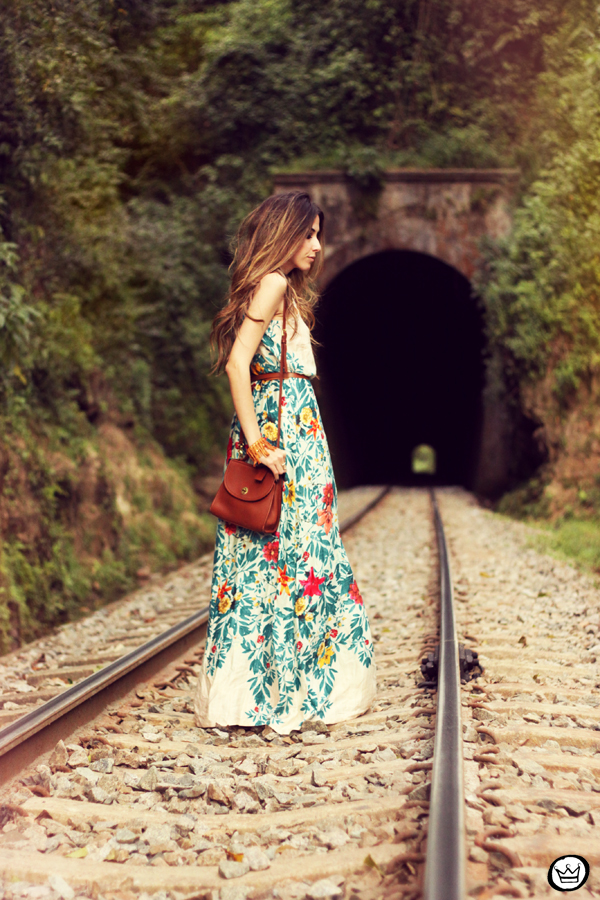 FashionCoolture - 25.09.2013 look du jour Antix floral long dress (6)