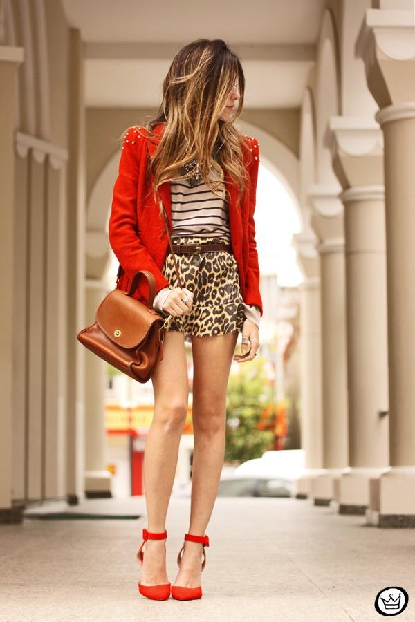 FashionCoolture - 01.10.2013 look du jour Ohkei leopard Romwe (1)