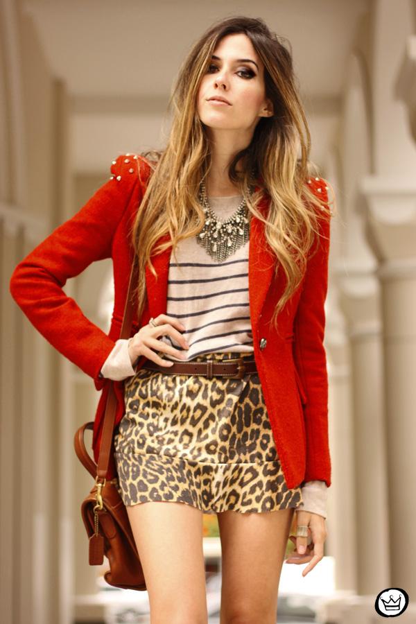 FashionCoolture - 01.10.2013 look du jour Ohkei leopard Romwe (2)