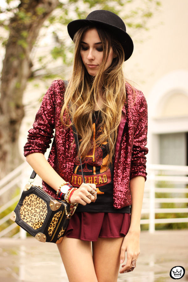 FashionCoolture - 05.10.2013 look du jour Choies sequins Chico Rei t-shirt (5)