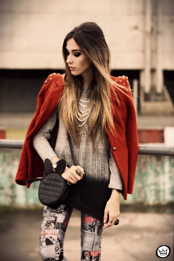 FashionCoolture - 21.10.2013 look du jour Labellamafia Romwe (2)