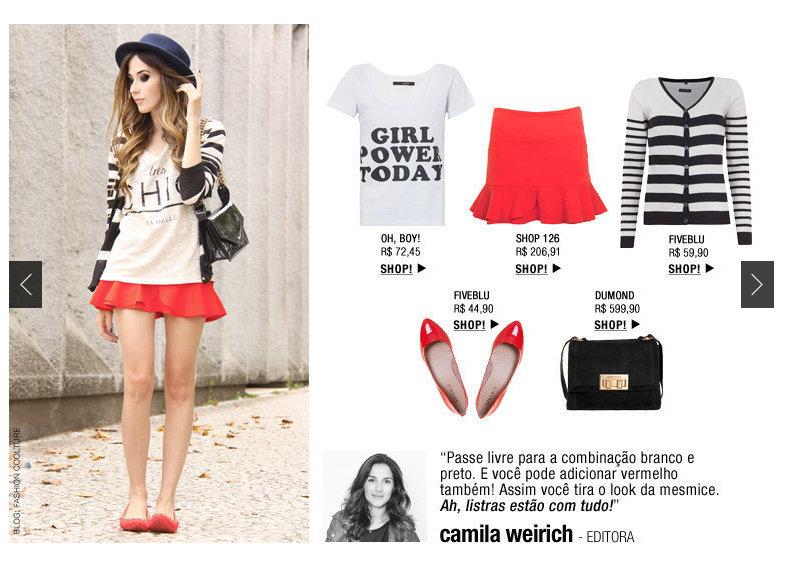 FashionCoolture  Dicas   Looks - Dafiti!  fc32fe832d1