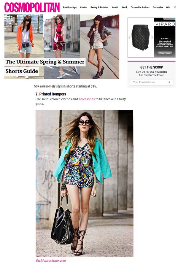 FashionCoolture Cosmopolitan