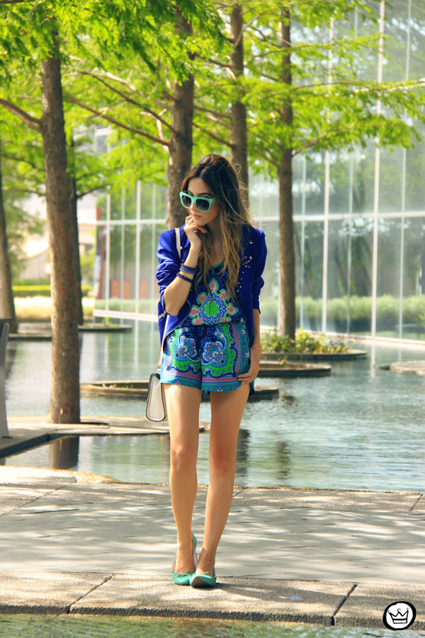 FashionCoolture - 03.05.2014 look du jour Dallas printed suit blue jacket (7)