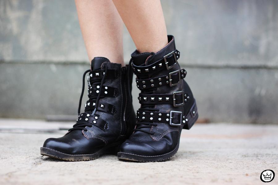 FashionCoolture - 06.05.2014 look du jour Dafiti black studded rocker (5)