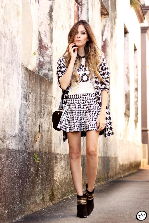 FashionCoolture - 14.05.2014 look du jour pied de poule pied de coq (1)