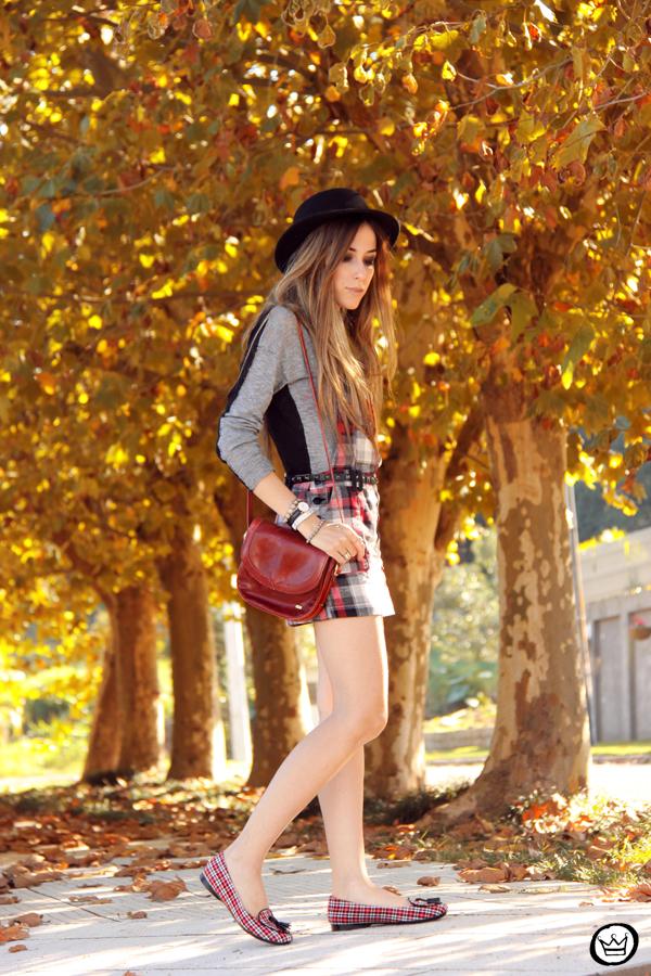 FashionCoolture - 18.05.2014 look du jour plaid casual outfit (3)