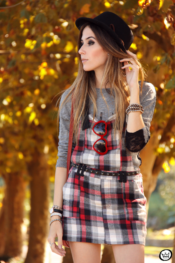 FashionCoolture - 18.05.2014 look du jour plaid casual outfit (6)