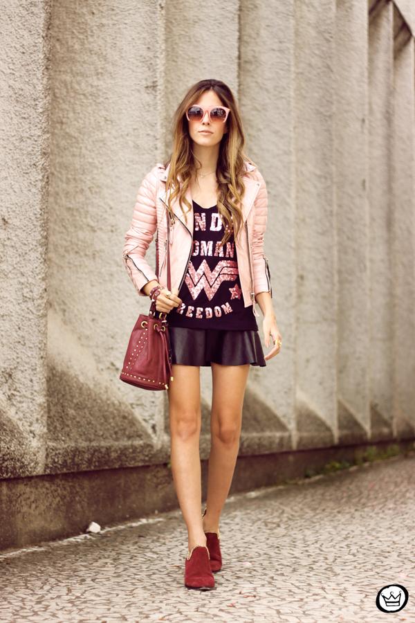 FashionCoolture - 19.05.2014 look du jour Oh kei wonder woman t-shirt (1)