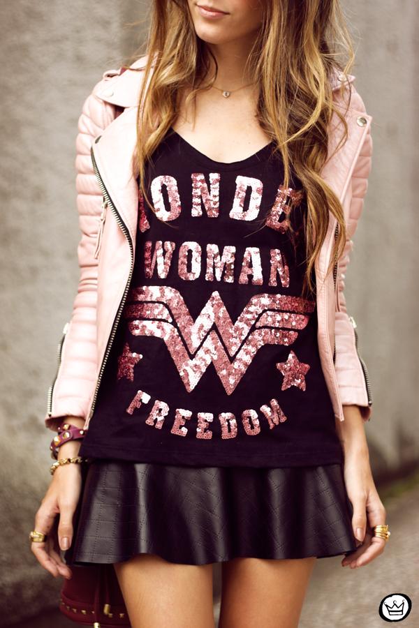 FashionCoolture - 19.05.2014 look du jour Oh kei wonder woman t-shirt (3)