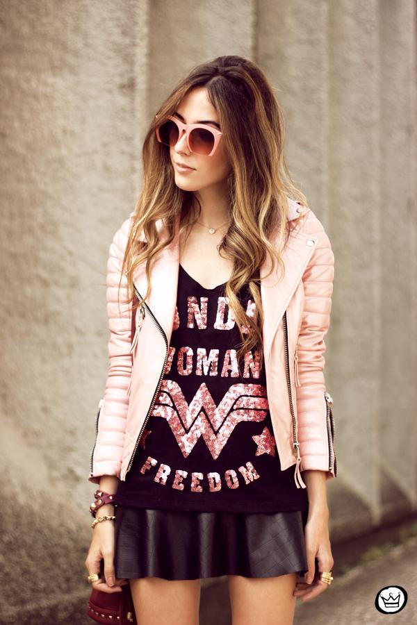 FashionCoolture - 19.05.2014 look du jour Oh kei wonder woman t-shirt (6)
