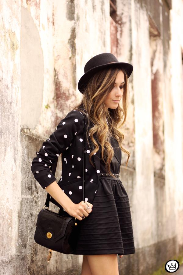 FashionCoolture - 28.05.2014 look du jour little black dress oxfords (2)
