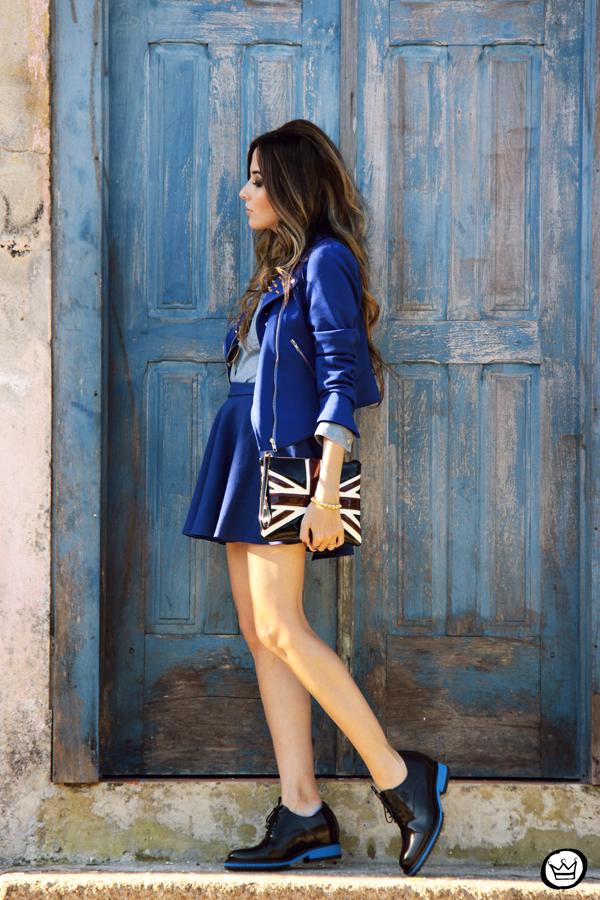 FashionCoolture - 31.05.2014 look du jour Blue monochromatic outfit (1)