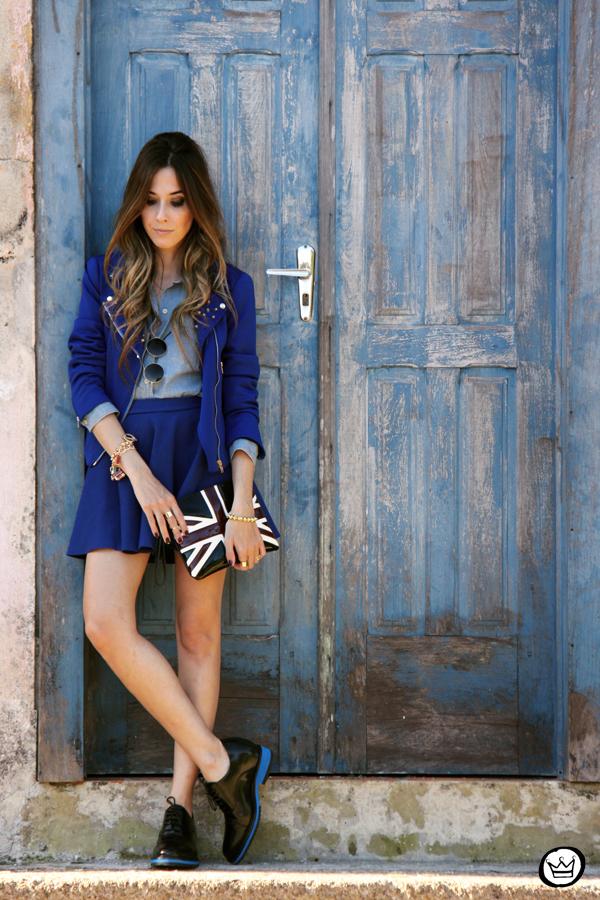 FashionCoolture - 31.05.2014 look du jour Blue monochromatic outfit (7)