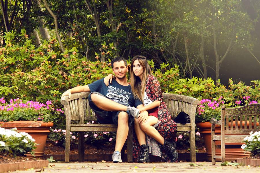 FashionCoolture Dallas Arboretum .