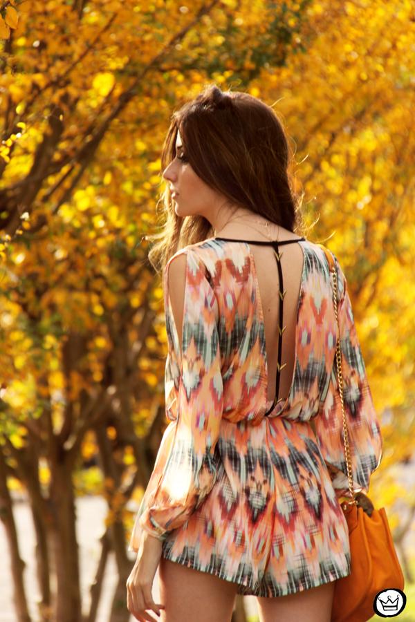 FashionCoolture - 04.06.2014 look du jour Slywear printed jumpsuit (2)
