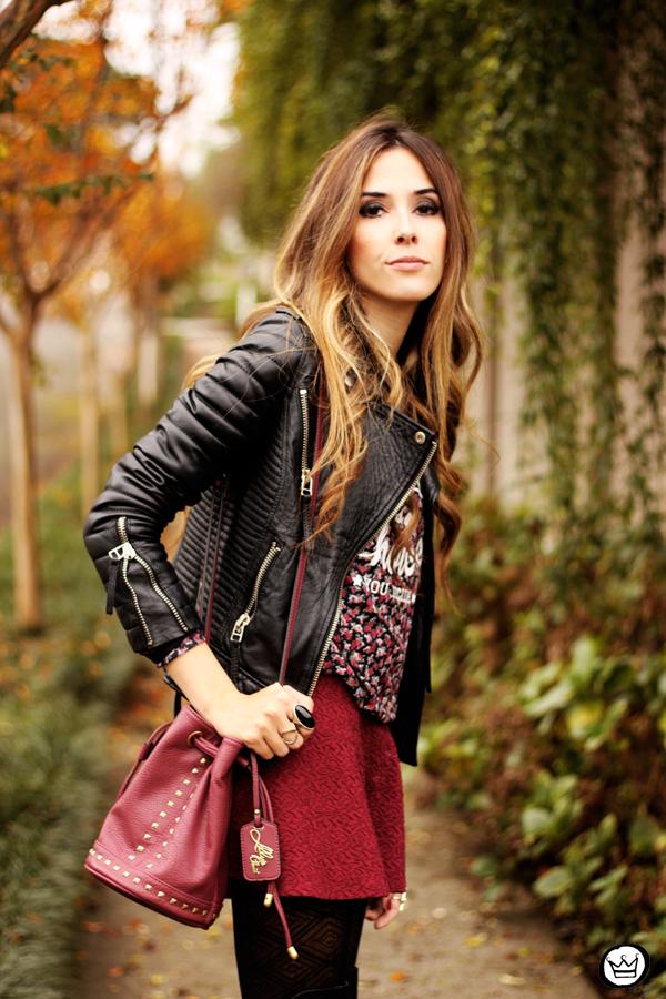 FashionCoolture - 08.06.2014 look du jour winter outfit leather jacket (2)