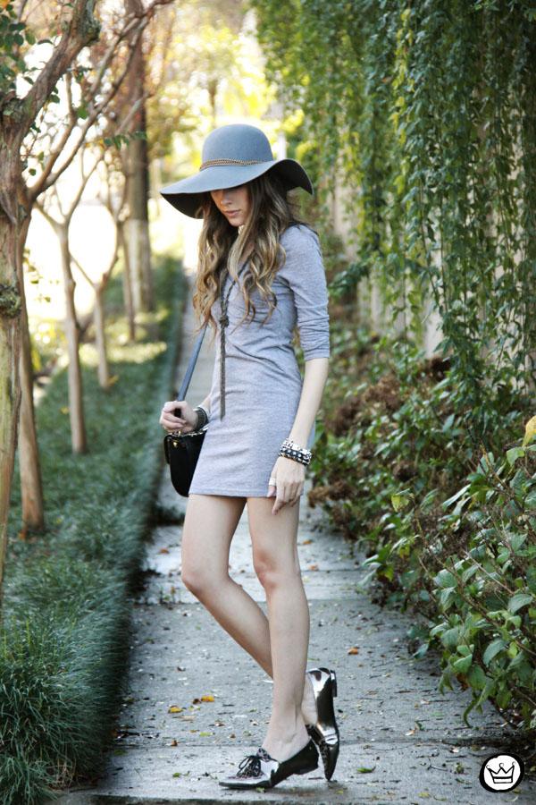 FashionCoolture - 17.06.2014 look du jour Studio Acesso gray outfit monochromatic (1)