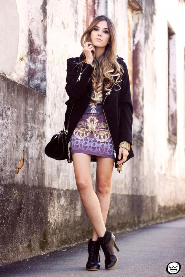 FashionCoolture - 23.06.2014 look du jour Moikana printed dress (1)