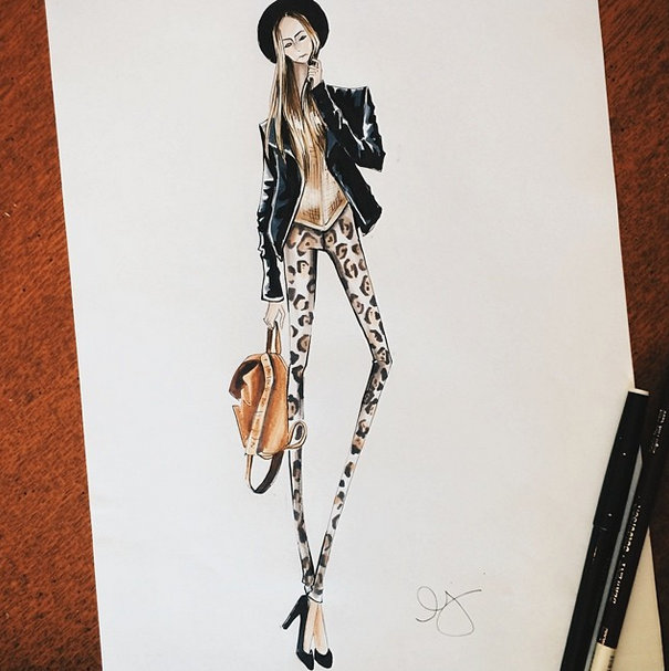 FashionCoolture drawing