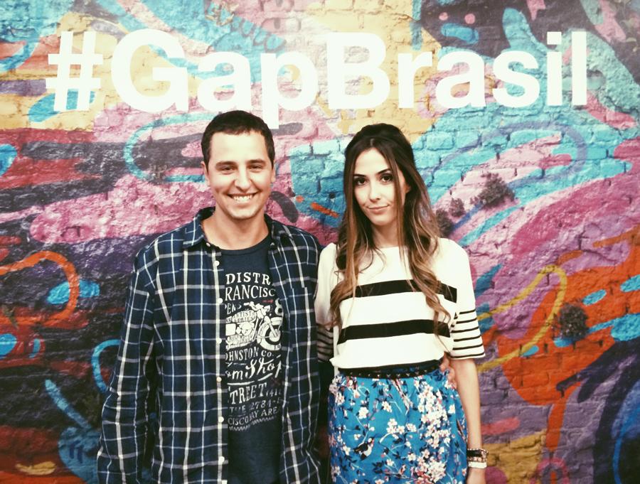 FashionCoolture GapBrasil