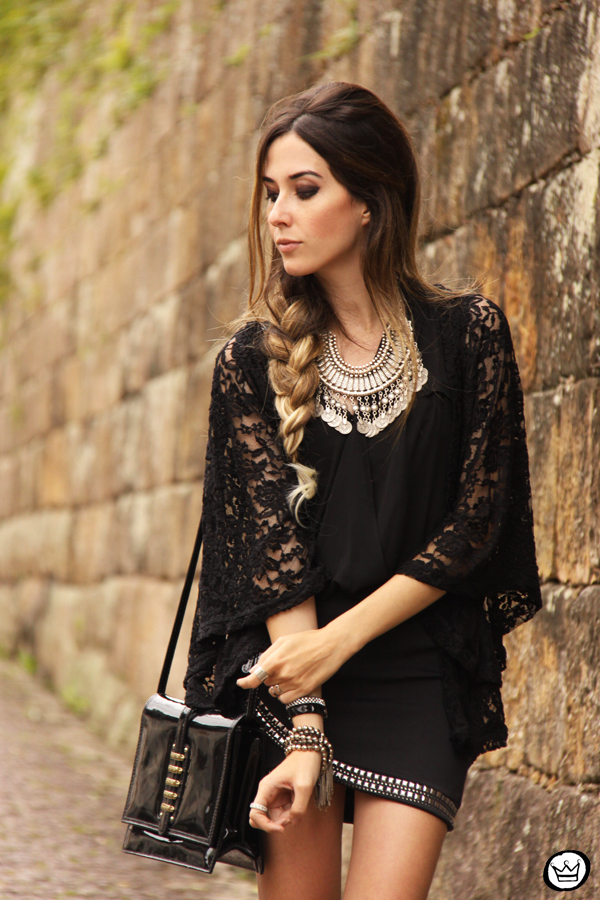 FashionCoolture - 29.09.2014 look du jour black Doce Trama (6)