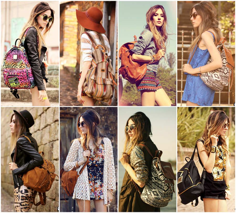 FashionCoolture backpack outfit