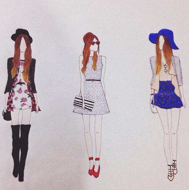 FashionCoolture drawing