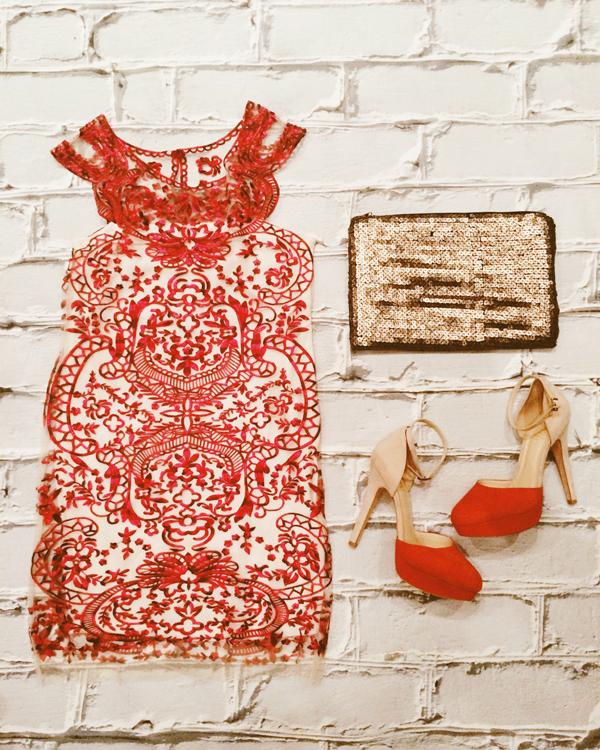 FashionCoolture Instagram dress