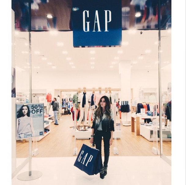 FashionCoolture Instagram Gap (1)
