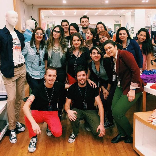 FashionCoolture Instagram Gap (2)