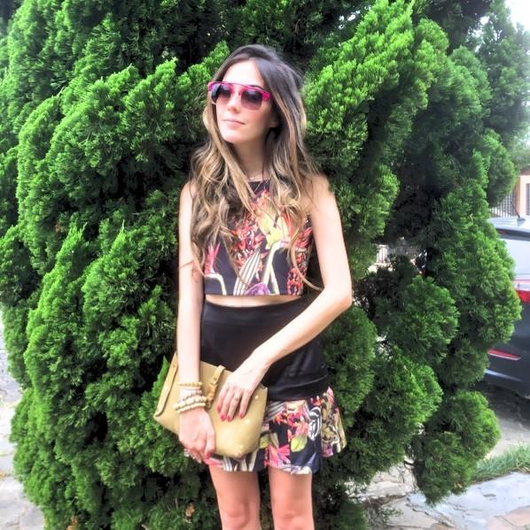 FashionCoolture Instagram - pink