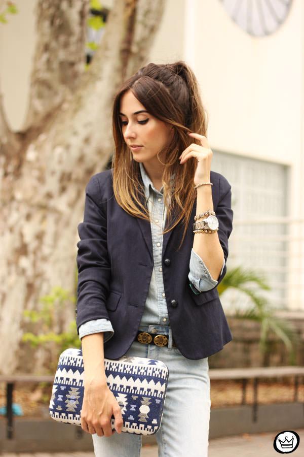 FashionCoolture - 19.02.2015 look du jour Gap denim (2)