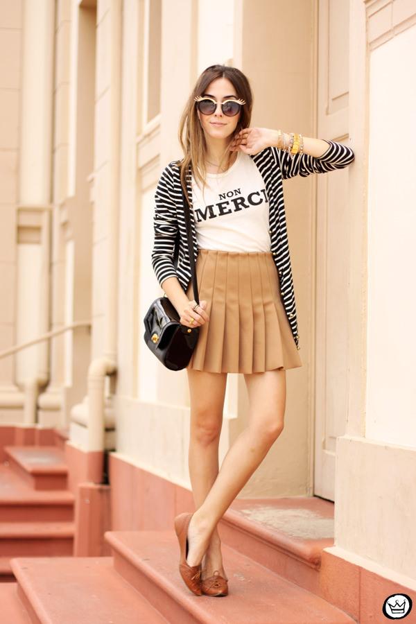 FashionCoolture - 28.02.2015 look du jour Forever21 pleated skirt ZeroUV (3)